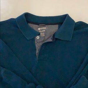 Haggar collar shirt